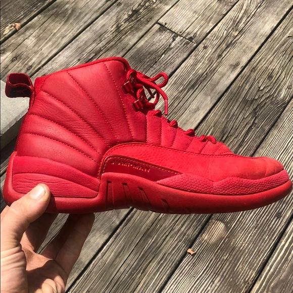 Jordan Shoes   2018 12 Retro Gym Red